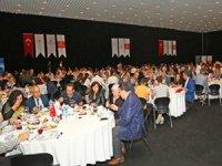 Antalyalılar gelenekselPort Akdeniz iftarında buluştu