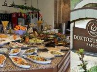Doktorun Oteli'nden diyet mutfağı