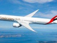 Emirates'in Boeing 777 First Class'ı, Avrupa'da