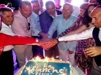 Bodrum'un incisi La Blanche Hotel 13'cü yaşını kutladı