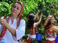 Tekirdağ Uluslararası Kiraz Festivali, coşkulubaşladı