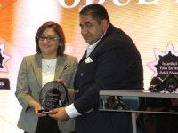 """""""Yılın En'leri""""nde büyük ödül Gaziantep'e verildi"""