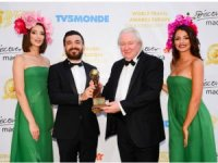 Mercan Turizm DMC'ye World Travel Awards'dan büyük ödül