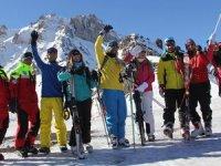 Erciyes, Yunan turistlerin gözde kayak merkezi