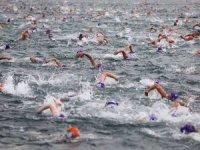 Boğaziçi Kıtalararası Yüzme Yarışı'nda 52 ülkeden 2400 yüzücü