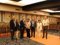 Uluslararası Skal Dernekleri Federasyonu Eskişehir'de toplandı