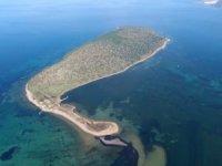 Balıkesir'de Çiçek Adası 105 milyon TL'ye satışa çıkarıldı