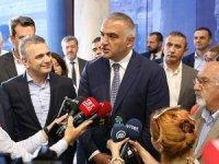 Bakan Ersoy:Turizmde 2023 hedeflerine ulaşacağız