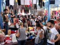 Edirne pazarına Yunan ve Bulgarlardan yazlık akını