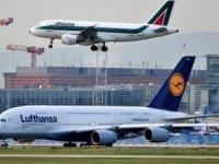 Lufthansa'dan, Alitalia'ya 250 milyon euro