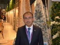 Makine halısı merkezi Gaziantep halının modasına da talip
