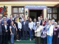 Germiyan Beylik Konağı Kültür ve Sanat Evi Kütahya'nınyüz akı