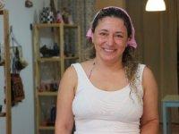 Babakale köyünün tek seramikçisi: Çiğdem Campigotto