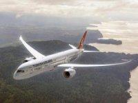 THY'nin ilk Dreamliner'ı rüya uçağı yarın İstanbul'da!