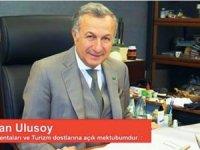 Başaran Ulusoy: TÜRSAB'ın itibarını yerle bir ettiler