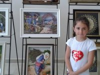 Dekoratif tablolar turizme kazandırılacak