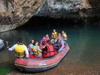 Altınbeşik mağarası 2018'de 25 bin turist ağırladı
