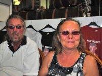 Finlandıyalı çift: Mezar taşına bizim Osman ile Fatma yazılsın
