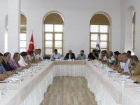 Diyarbakır'da Turizm Platformu kurulması için çalışma başlatıldı