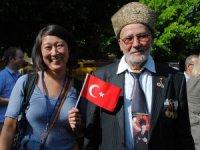 Gazi ziyaretiyle Güney Kore Türkiye dosluğu pekişiyor