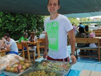 Türkiye'nin turizm tecrübesini ülkeme taşıyacağım