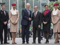 Qantas ve Emirates'te yeni imza