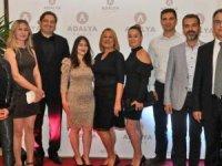 Adalya Hotelsyönetimi ve iş ortakları buluştu