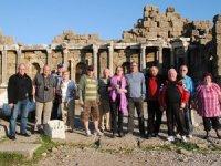 Turizmin 12 aya yayılması için saha çalışması