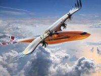 Airbus büyüleyici hibrid 'yırtıcı kuş' uçağını açıkladı