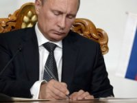 Putin'den Türkiye için vize kaldırma talimatı
