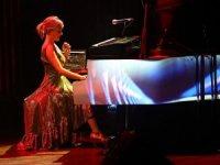 İspanyol piyanist Ariadna Castellanos konseri