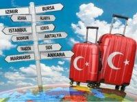 Son 7 ayda 100 binden fazla turizm haberi yapıldı