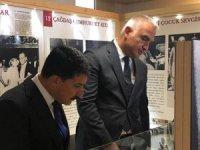 Bakan Ersoy Atatürk Müze Köşkü'nü inceledi