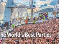 Avrupa'nın en büyük eşcinsel gemisi Akdeniz'e açılıyor
