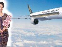 Singapur Hava Yolları 200 milyon Singapur Doları kar etti