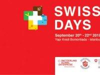 Swiss Days 2019 ilk kez 20-22 Eylül'de İstanbul'da…