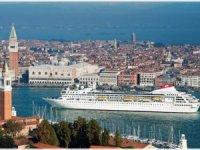Venedik kruvaziyer turizmine yasak getirdi