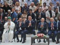 Bakan Ersoy, Hacı Bektaş Veli Anma Törenlerinde