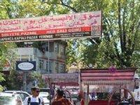 Sapanca'da 'Küçük Arabistan' kuruldu: Pazarlık etme huyları yok