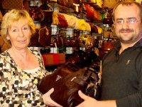 Sideli Ramazan turistlerin alışveriş sırlarını anlattı