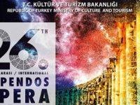 Aspendos Opera ve Bale Festivali 1 Eylül'de başlıyor
