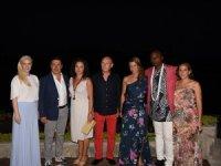 Norveç Prensesi ile nişanlısı aşklarınıBodrum'da perçinledi