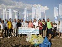 Antalya'da halk plajlarının Mavi Bayrak sayısı 17 oldu