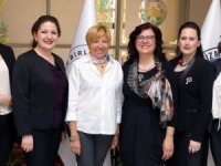 EGİKAD Uluslararası projede Türk iş kadınlarının temsilcisi