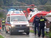Turistlerin üzerine yıldırım düştü: Ölüler ve yaralılar var