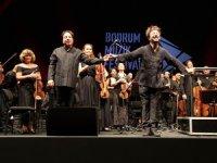 Bodrum Müzik Festivali'nde Umut Senfonisi ayakta alkışlandı