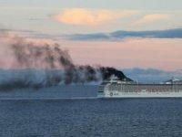 Yolcu gemilerininyaydığı 'hava kirliliği' alarmı