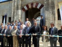 Fatih Sultan Mehmet'ineğitim gördüğü Saatli Medrese açıldı
