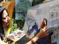 Sanatçılar Alternatif Turizm Kültür Sanat Çalıştayı'nda buluştu