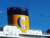 """Costa Cruises """"Cenova Mavi"""" anlaşmasını imzaladı"""